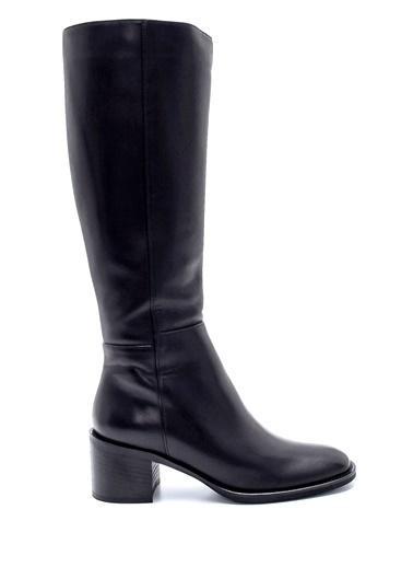 Derimod Kadın Çizme (300-2-3638) Klasik Siyah